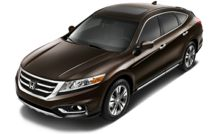 Colors, options and prices for the 2014 Honda Crosstour