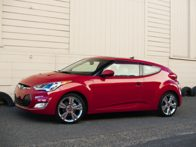 Brief summary of 2014 Hyundai Veloster vehicle information