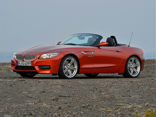 2015 Bmw Z4 Reviews Specs And Prices