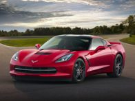 Brief summary of 2014 Chevrolet Corvette Stingray vehicle information