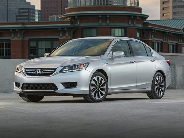 2015 Honda Accord Hybrid EX-L Sedan for sale in Huntington for $32,875 with 24 miles