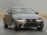 Brief summary of 2015 Lexus IS 350 vehicle information