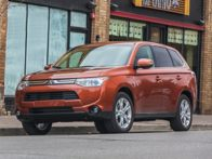 Brief summary of 2014 Mitsubishi Outlander vehicle information