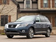 Brief summary of 2014 Nissan Pathfinder Hybrid vehicle information