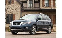 Colors, options and prices for the 2014 Nissan Pathfinder Hybrid