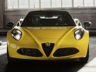 Brief summary of 2015 Alfa Romeo 4C Spider vehicle information