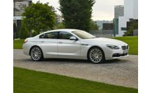 Colors, options and prices for the 2015 BMW 650 Gran Coupe