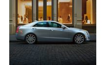 Colors, options and prices for the 2015 Cadillac ATS