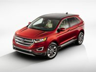 Brief summary of 2015 Ford Edge vehicle information
