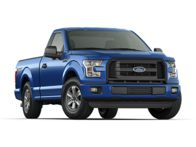Brief summary of 2015 Ford F-150 vehicle information