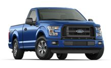 Colors, options and prices for the 2015 Ford F-150