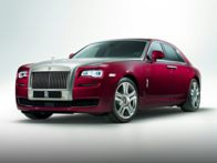 Brief summary of 2015 Rolls-Royce Ghost vehicle information