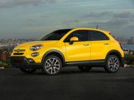 Brief summary of 2016 Fiat 500X vehicle information