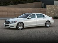 Brief summary of 2016 Mercedes-Benz Maybach S vehicle information