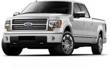 Colors, options and prices for the 2012 Ford F-150