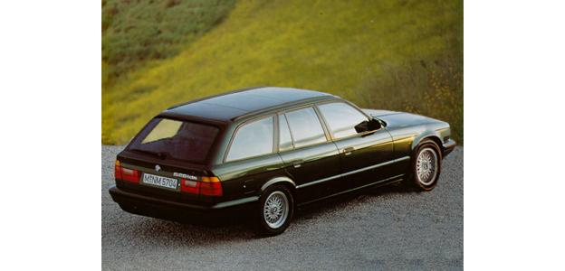 1992 BMW 525