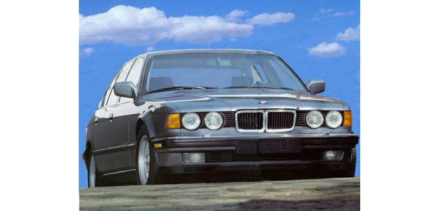 1992 BMW 735