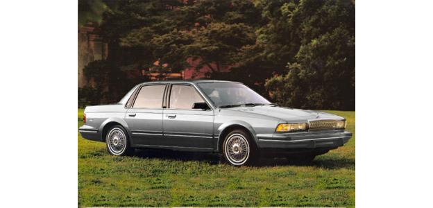 1992 Buick Century