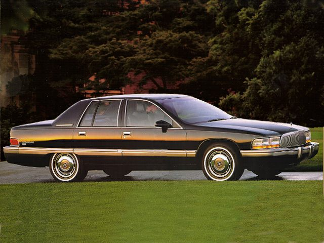 1992 Buick Roadmaster Limited Sedan for sale in Sherman for $1,999 with 221,836 miles.