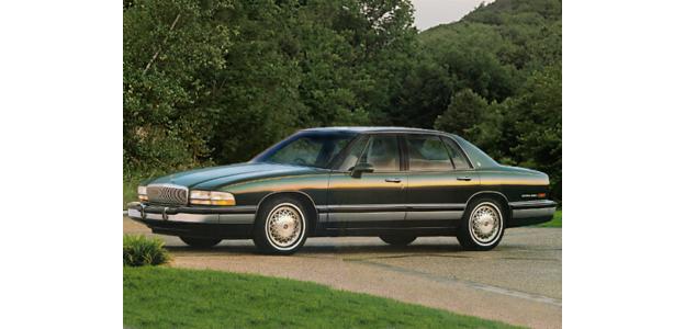 1992 Buick Park Avenue