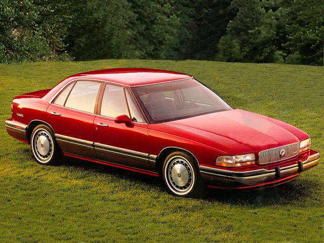 1992 Buick LeSabre Limited Sedan for sale in Laurens for $3,950 with 114,341 miles