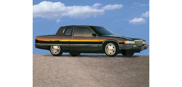 1992 Cadillac Fleetwood