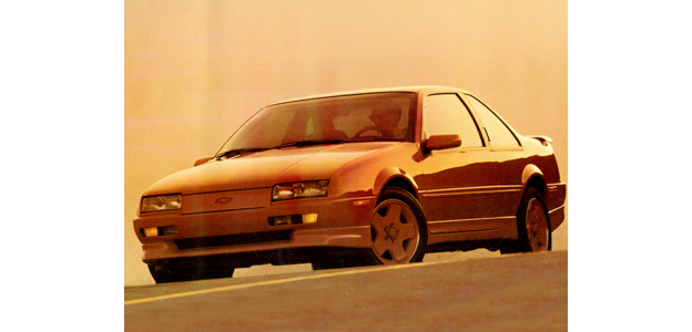 1992 Chevrolet Beretta