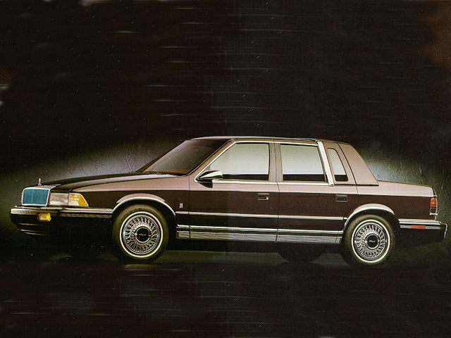 1992 Chrysler LeBaron Sedan for sale in Orlando for $0 with 70,708 miles