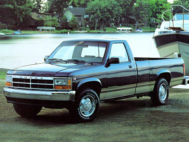 Car Repair Estimate >> 1992 Dodge Dakota Specs, Pictures, Trims, Colors || Cars.com