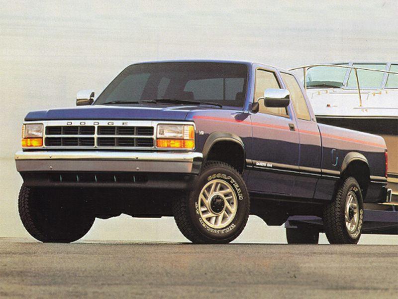 1992 Dodge Dakota Specs, Pictures, Trims, Colors || Cars.com