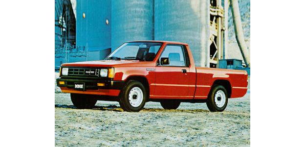1992 Dodge Ram 50
