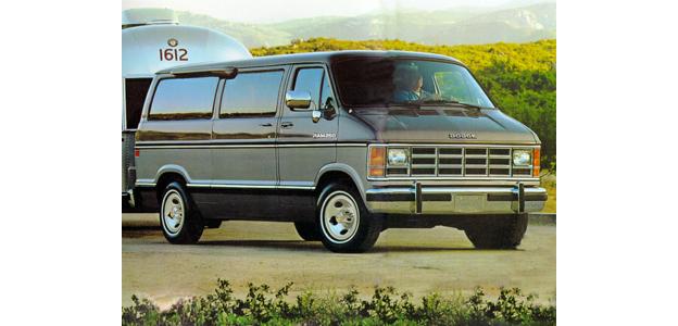 1992 Dodge B150 Ram