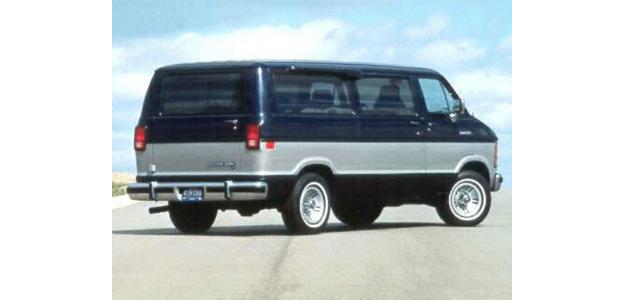 1992 Dodge B350 Ram