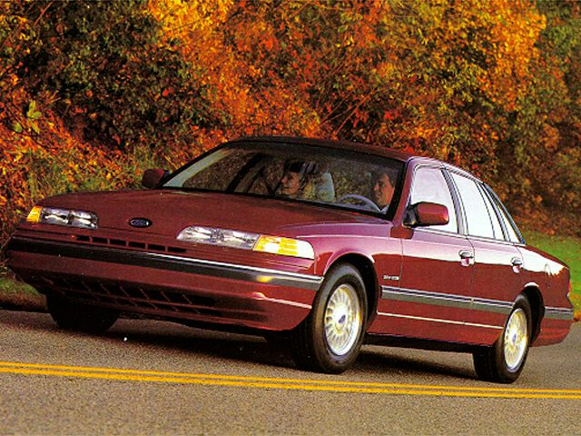 1992 Ford Crown Victoria Sedan for sale in Shreveport for $2,998 with 27,118 miles