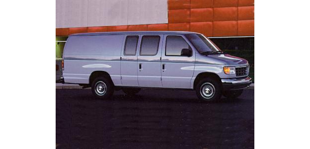 1992 Ford E-250