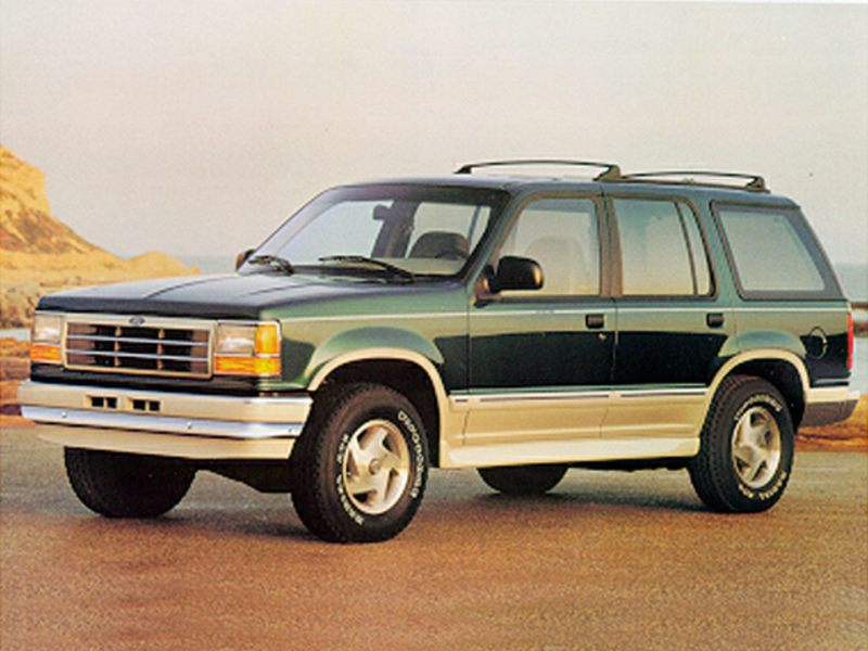 1992 Ford Explorer Reviews Specs And Prices Cars Com