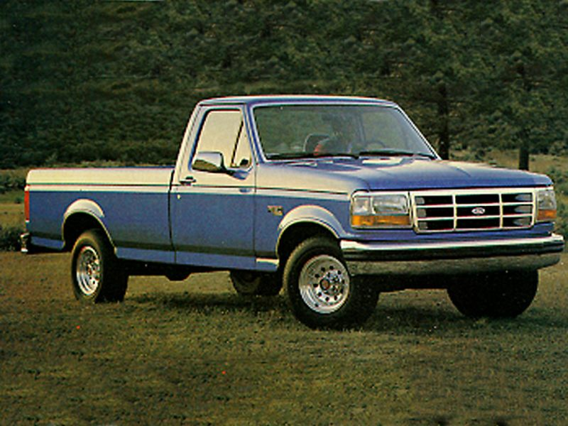 1992 ford f150 reviews specs and prices. Black Bedroom Furniture Sets. Home Design Ideas