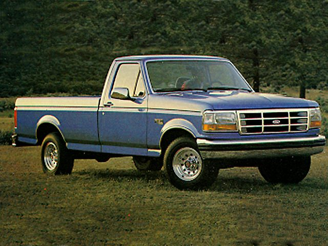 1992 Ford F150 Reviews Specs And Prices Cars Com