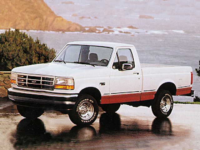 1992 Ford F250 Custom Regular Cab Pickup for sale in Circleville for $0 with 295,473 miles
