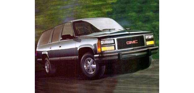 1992 GMC Suburban 1500