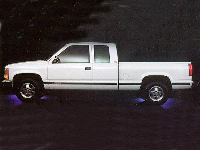 2002 Gmc Sierra 3500 Sl Extended Cab Reviews >> 1993 GMC Sierra 1500 Reviews, Specs and Prices | Cars.com