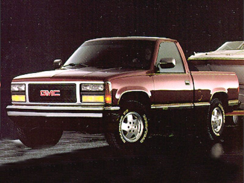 1995 gmc sierra 2500 reviews specs and prices. Black Bedroom Furniture Sets. Home Design Ideas
