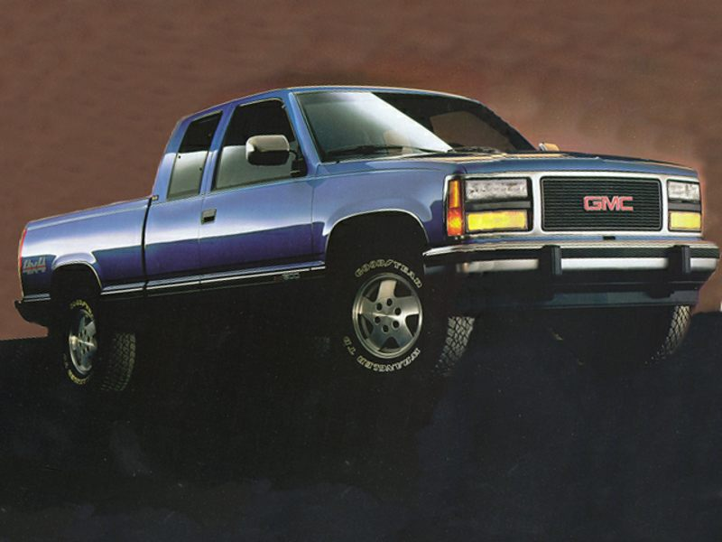 1992 gmc sierra 2500 specs pictures trims colors. Black Bedroom Furniture Sets. Home Design Ideas