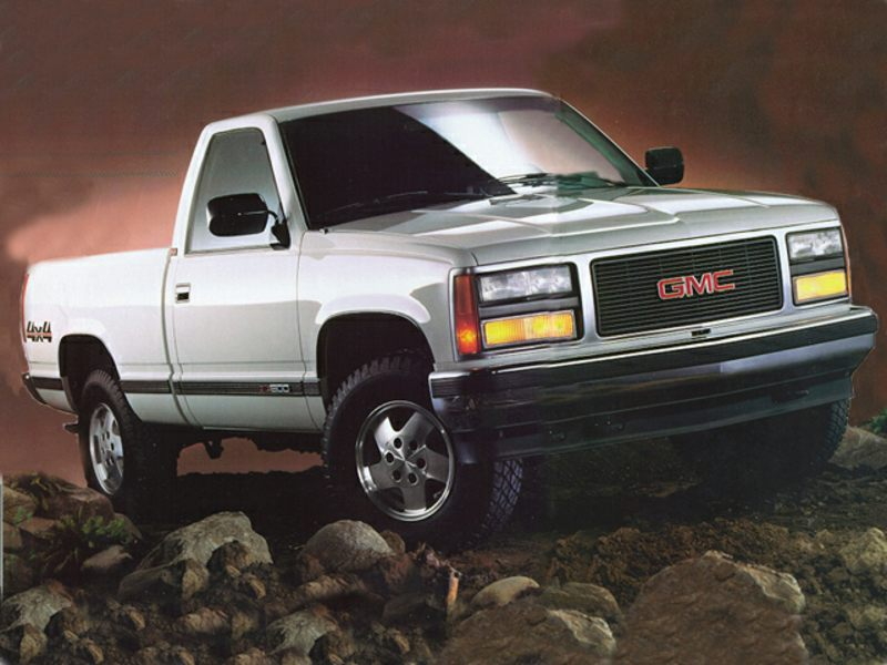 1995 gmc sierra 1500 reviews specs and prices. Black Bedroom Furniture Sets. Home Design Ideas