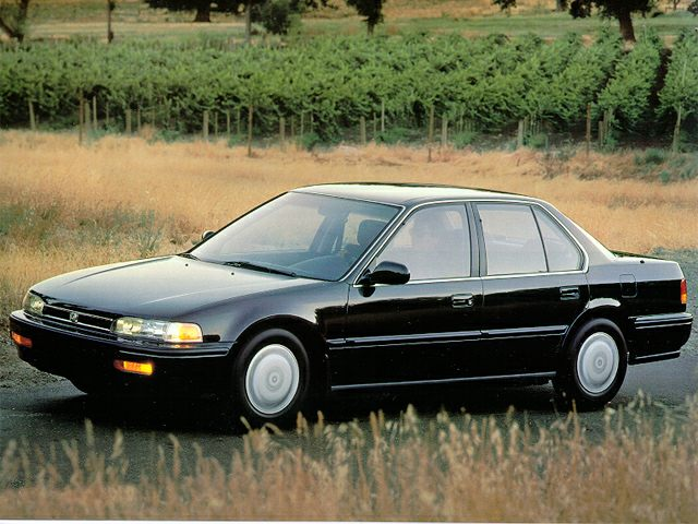 1992 Honda Accord Reviews Specs And Prices Cars Com