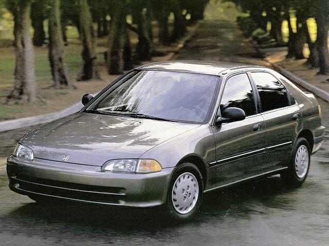 1992 Honda Civic Specs, Pictures, Trims, Colors || Cars.com