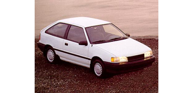 1992 Hyundai Excel