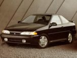 1992 Hyundai Scoupe
