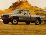 1992 Jeep Comanche