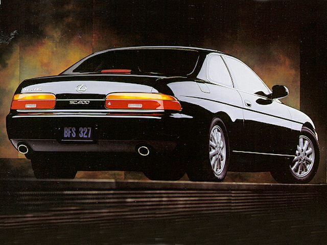 1992 Lexus SC 400 Coupe for sale in Charleston for $6,995 with 161,478 miles